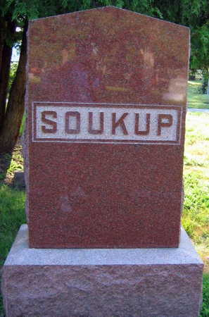SOUKUP, FAMILY STONE - Linn County, Iowa   FAMILY STONE SOUKUP