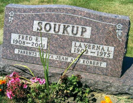 SOUKUP, LA VERNA L. - Linn County, Iowa | LA VERNA L. SOUKUP