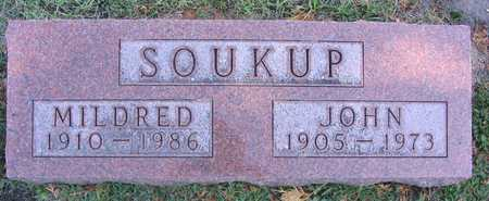 SOUKUP, MILDRED - Linn County, Iowa   MILDRED SOUKUP