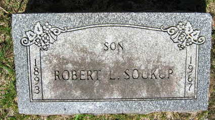 SOUKUP, ROBERT L. - Linn County, Iowa | ROBERT L. SOUKUP