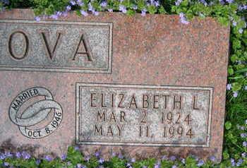 SOVA, ELIZABETH L. - Linn County, Iowa | ELIZABETH L. SOVA