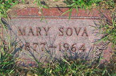 SOVA, MARY - Linn County, Iowa | MARY SOVA