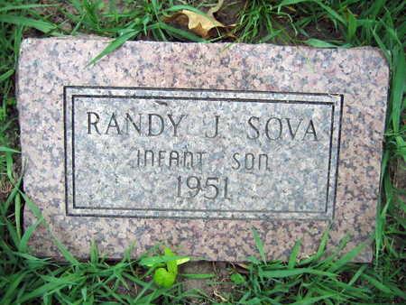 SOVA, RANDY J. - Linn County, Iowa   RANDY J. SOVA