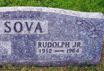 SOVA, RUDOLPH JR. - Linn County, Iowa   RUDOLPH JR. SOVA