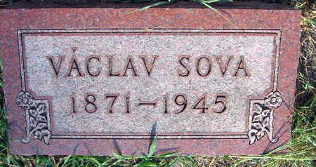 SOVA, VACLAV - Linn County, Iowa | VACLAV SOVA
