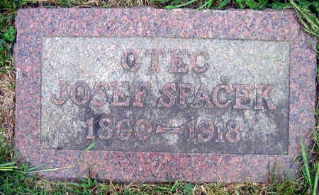 SPACEK, JOSEF - Linn County, Iowa | JOSEF SPACEK