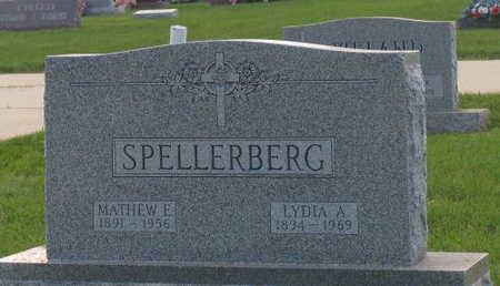 SPELLERBERG, LYDIA A. - Linn County, Iowa | LYDIA A. SPELLERBERG