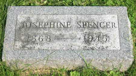 SPENCER, JOSEPHINE - Linn County, Iowa | JOSEPHINE SPENCER