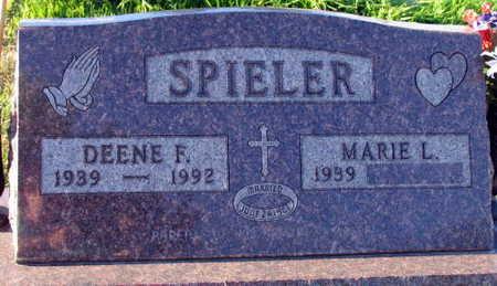 SPIELER, DEENE F. - Linn County, Iowa | DEENE F. SPIELER