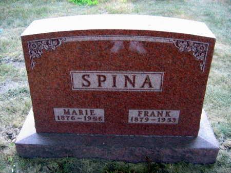 SPINA, FRANK - Linn County, Iowa | FRANK SPINA