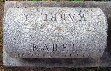 SPINKA, KAREL J. - Linn County, Iowa | KAREL J. SPINKA