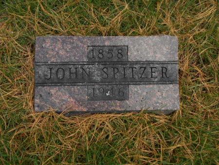 SPITZER, JOHN - Linn County, Iowa | JOHN SPITZER