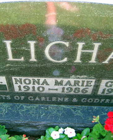 SPLICHA, NONA MARIE - Linn County, Iowa | NONA MARIE SPLICHA