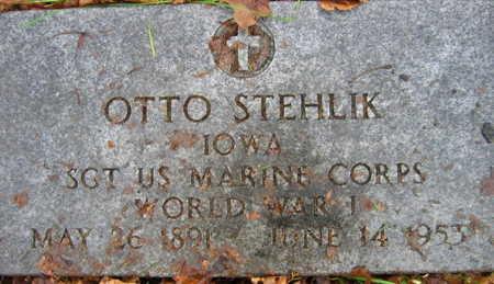 STEHLIK, OTTO - Linn County, Iowa | OTTO STEHLIK