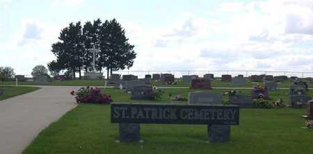ST. PATRICK, CEMETERY - Linn County, Iowa | CEMETERY ST. PATRICK