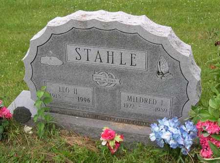 STAHLE, MILDRED I. - Linn County, Iowa | MILDRED I. STAHLE