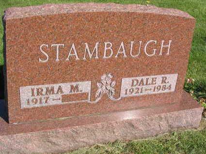 STAMBAUGH, DALE R. - Linn County, Iowa | DALE R. STAMBAUGH