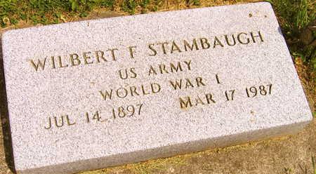 STAMBAUGH, WILBERT F. - Linn County, Iowa | WILBERT F. STAMBAUGH