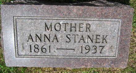 STANEK, ANNA - Linn County, Iowa   ANNA STANEK