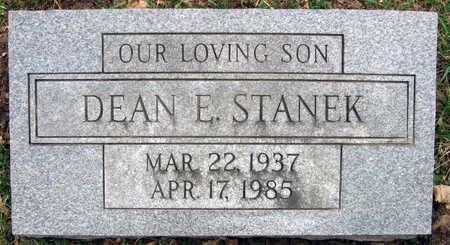 STANEK, DEAN E. - Linn County, Iowa | DEAN E. STANEK