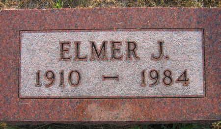 STANEK, ELMER J. - Linn County, Iowa   ELMER J. STANEK