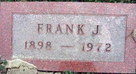STANEK, FRANK J. - Linn County, Iowa   FRANK J. STANEK