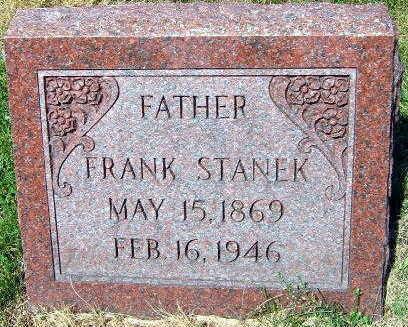 STANEK, FRANK - Linn County, Iowa   FRANK STANEK
