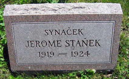 STANEK, JEROME - Linn County, Iowa | JEROME STANEK