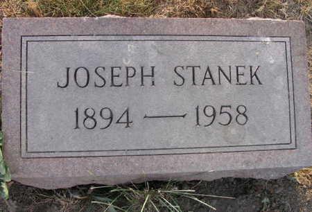 STANEK, JOSEPH - Linn County, Iowa | JOSEPH STANEK