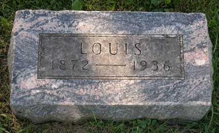 STANEK, LOUIS - Linn County, Iowa | LOUIS STANEK