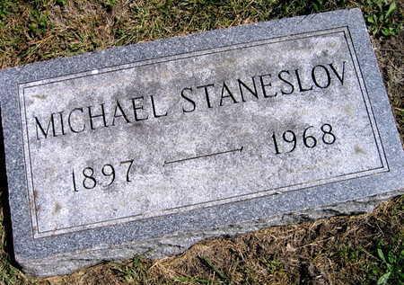 STANESLOV, MICHAEL - Linn County, Iowa | MICHAEL STANESLOV