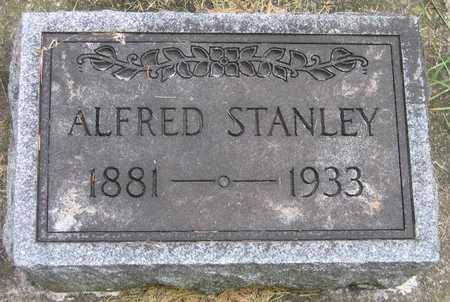 STANLEY, ALFRED - Linn County, Iowa   ALFRED STANLEY