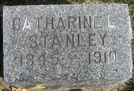 STANLEY, CATHARINE L. - Linn County, Iowa | CATHARINE L. STANLEY