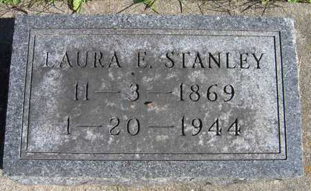 STANLEY, LAURA E. - Linn County, Iowa | LAURA E. STANLEY