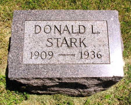 STARK, DONALD L. - Linn County, Iowa   DONALD L. STARK