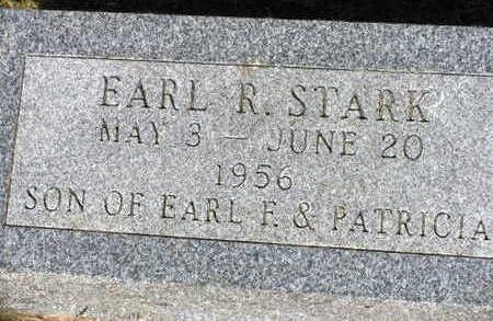 STARK, EARL R. - Linn County, Iowa | EARL R. STARK