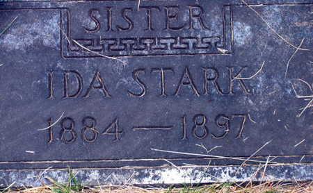 STARK, IDA - Linn County, Iowa | IDA STARK