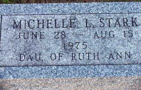STARK, MICHELLE L. - Linn County, Iowa   MICHELLE L. STARK