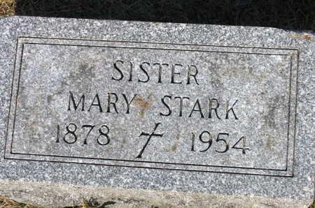 STARK, MARY - Linn County, Iowa | MARY STARK