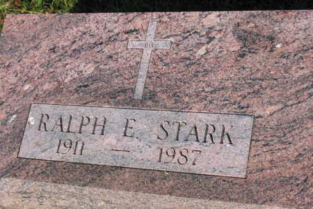 STARK, RALPH E. - Linn County, Iowa | RALPH E. STARK