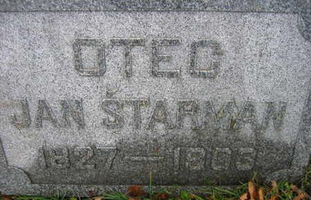 STARMAN, JAN - Linn County, Iowa | JAN STARMAN