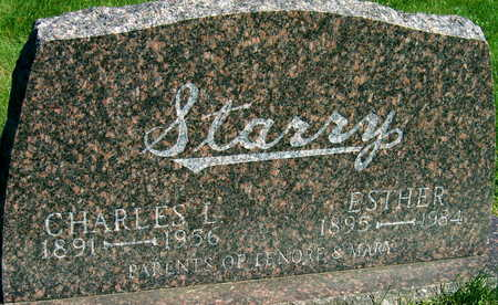 STARRY, ESTHER - Linn County, Iowa | ESTHER STARRY