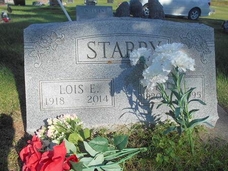 STARRY, LOIS ELAINE - Linn County, Iowa | LOIS ELAINE STARRY