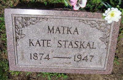 STASKAL, KATE - Linn County, Iowa   KATE STASKAL