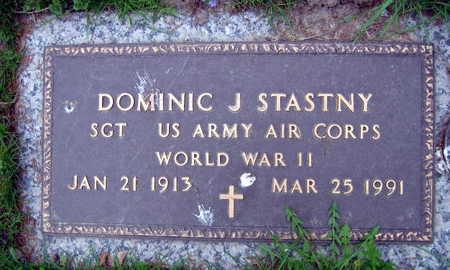 STASTNY, DOMINIC J. - Linn County, Iowa | DOMINIC J. STASTNY