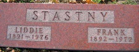 STASTNY, LIDDIE - Linn County, Iowa | LIDDIE STASTNY