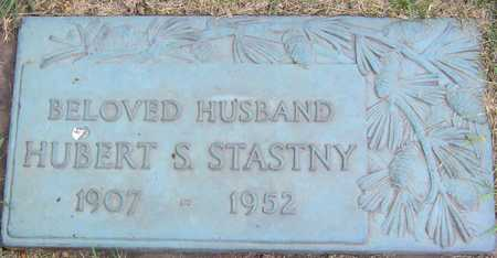 STASTNY, HUBERT S - Linn County, Iowa   HUBERT S STASTNY