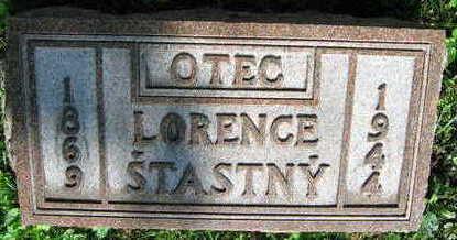 STASTNY, LORENCE - Linn County, Iowa | LORENCE STASTNY