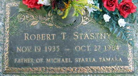 STASTNY, ROBERT  T. - Linn County, Iowa   ROBERT  T. STASTNY