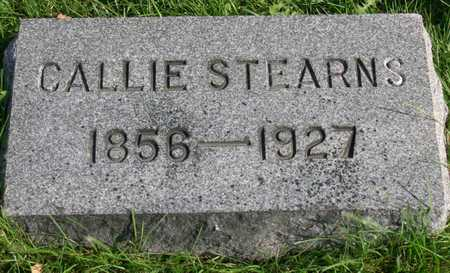 STEARNS, CALLIE - Linn County, Iowa | CALLIE STEARNS